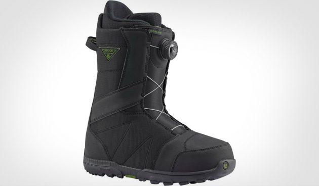 Ботинки для сноуборда: система Boa