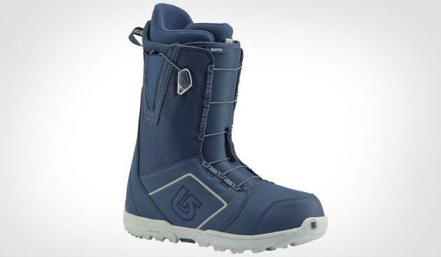 Ботинки для сноуборда с затяжкой