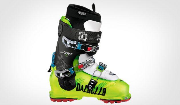 Как выбрать горнолыжные ботинки: Ботинки для фрирайда