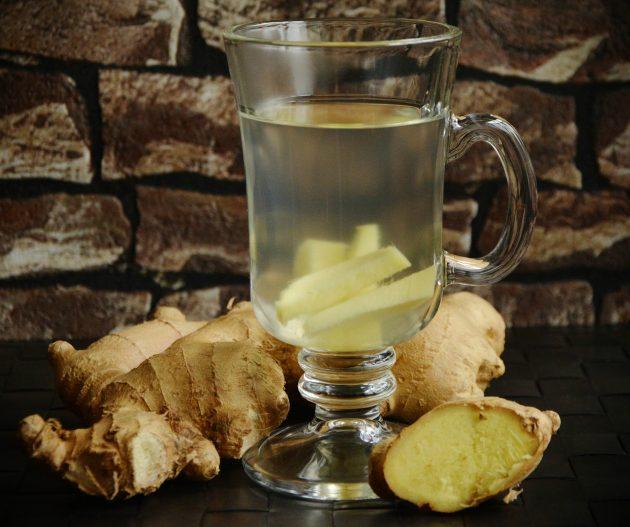 7 имбирных рецептов: имбирный чай с мятой и специями