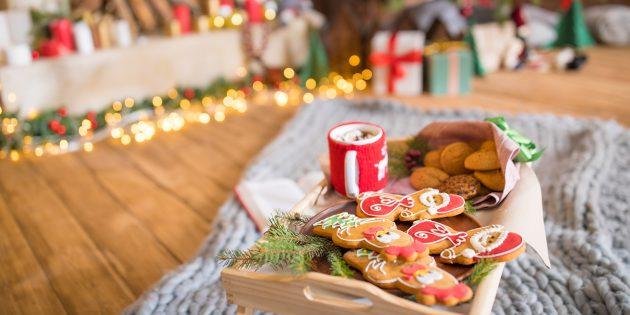 Рецепты сладких подарков к Новому году