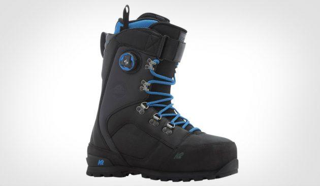 Ботинки для сноуборда: Классическая шнуровка