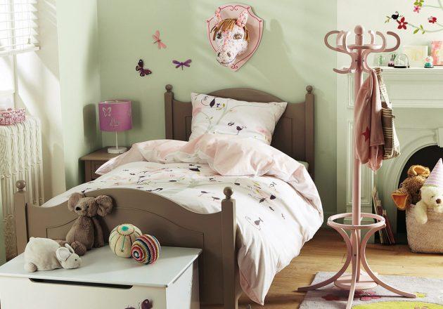 Дизайн детской комнаты: мебель