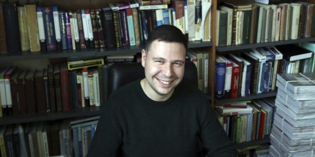 Владимир Пахомов, Грамота.ру