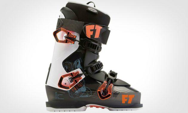 Как выбрать горнолыжные ботинки для фристайла