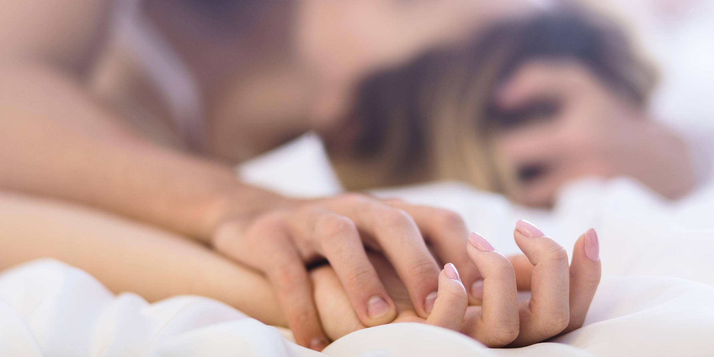 Что нпавится при сексе мужчине