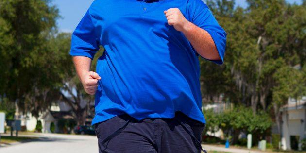 5 причин, почему бег не помогает вам похудеть