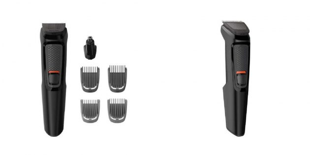 Что подарить на 23 Февраля: триммер для бороды
