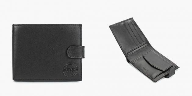 Что подарить на 23 Февраля: бумажник