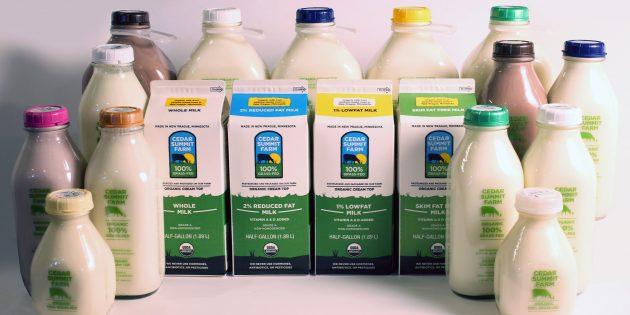 мифы о еде: молочные продукты