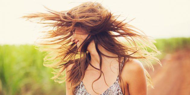 8 продуктов для красоты и здоровья волос