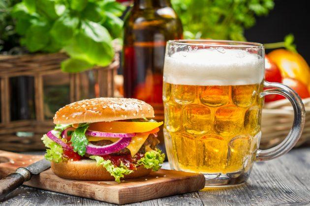 чем закусывать: пиво