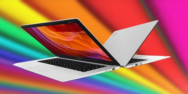 Обзор: Chuwi LapBook 14.1 — компактный ноутбук для учёбы и работы