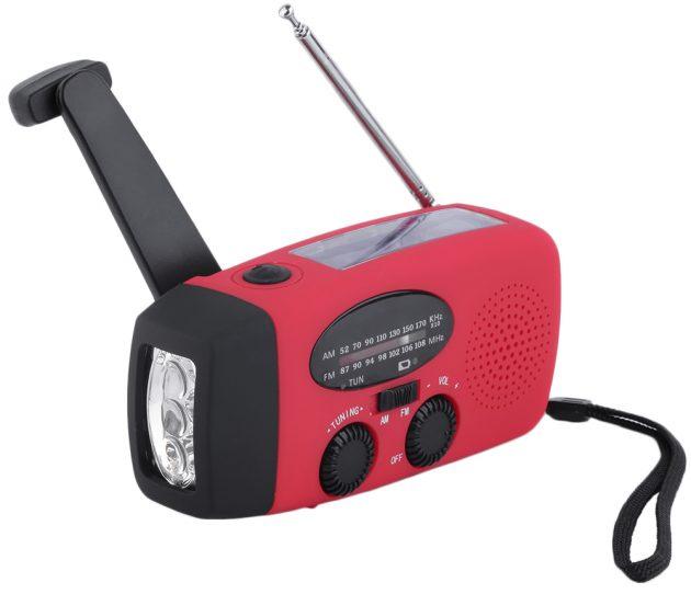 Что подарить папе на 23 Февраля: Радио с зарядкой