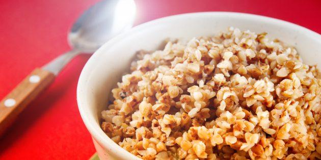 Как правильно варить гречку: пошаговая инструкция