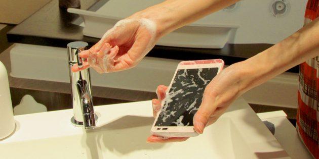 смартфоны, Kyocera