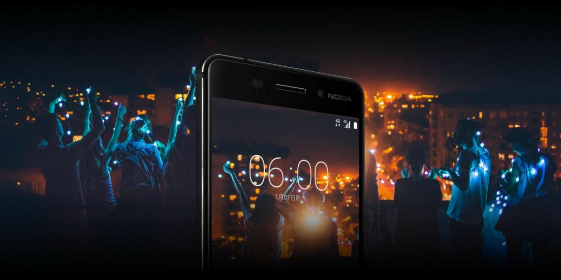 Nokia возвращается с новым смартфоном на Android