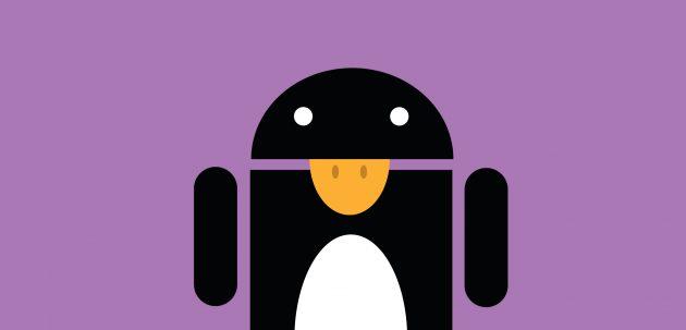 Как установить Linux на Android
