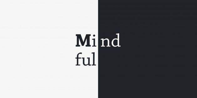 Mindful — блокнот для заметок и список задач вместо новой вкладки Chrome