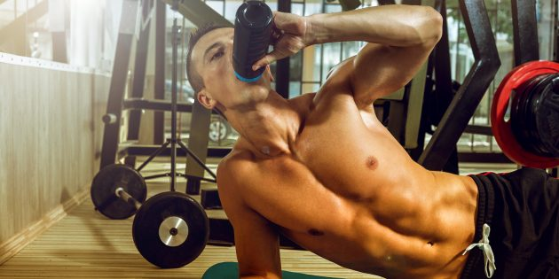 Новый способ быстрее восстановить мышцы после тренировки