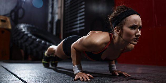 6 вариантов отжиманий для быстрого роста грудных мышц