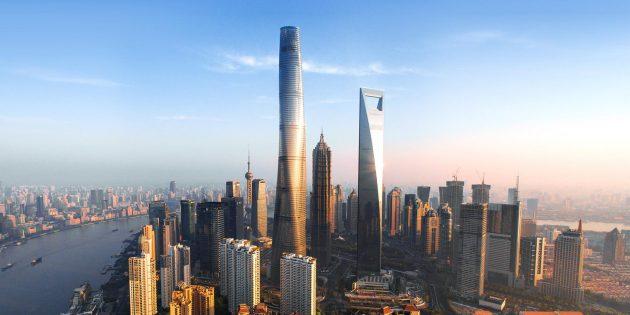 10 самых необычных зданий современной китайской архитектуры