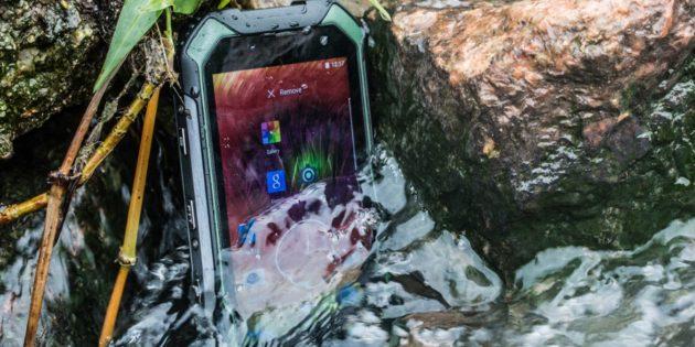 Обзор Blackview BV6000s: самый доступный защищённый смартфон