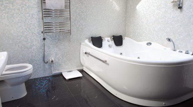Какую ванну выбрать: Акриловая ванна