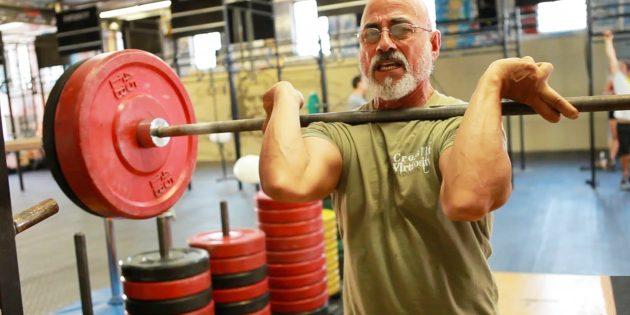 Можно ли накачать мышцы после шестидесяти