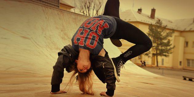 Как научиться уличным танцам не выходя из дома