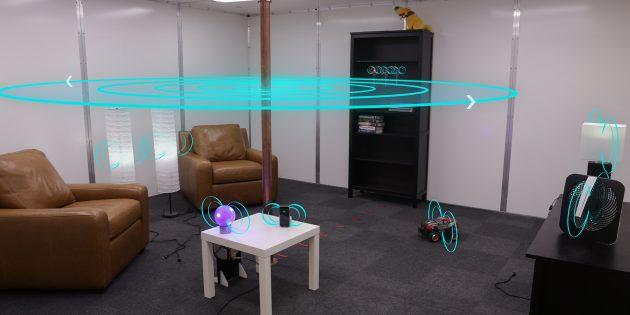 Учёные студии Disney придумали алюминиевую комнату для зарядки гаджетов
