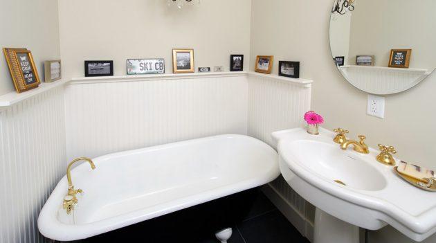 Какую ванну выбрать: Чугунная ванна