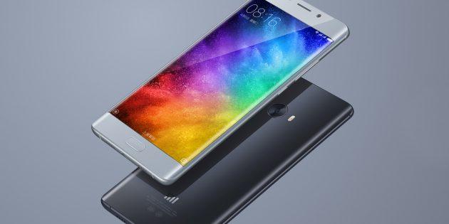 Обзор Xiaomi Mi Note 2 — стильного смартфона с высокой производительностью