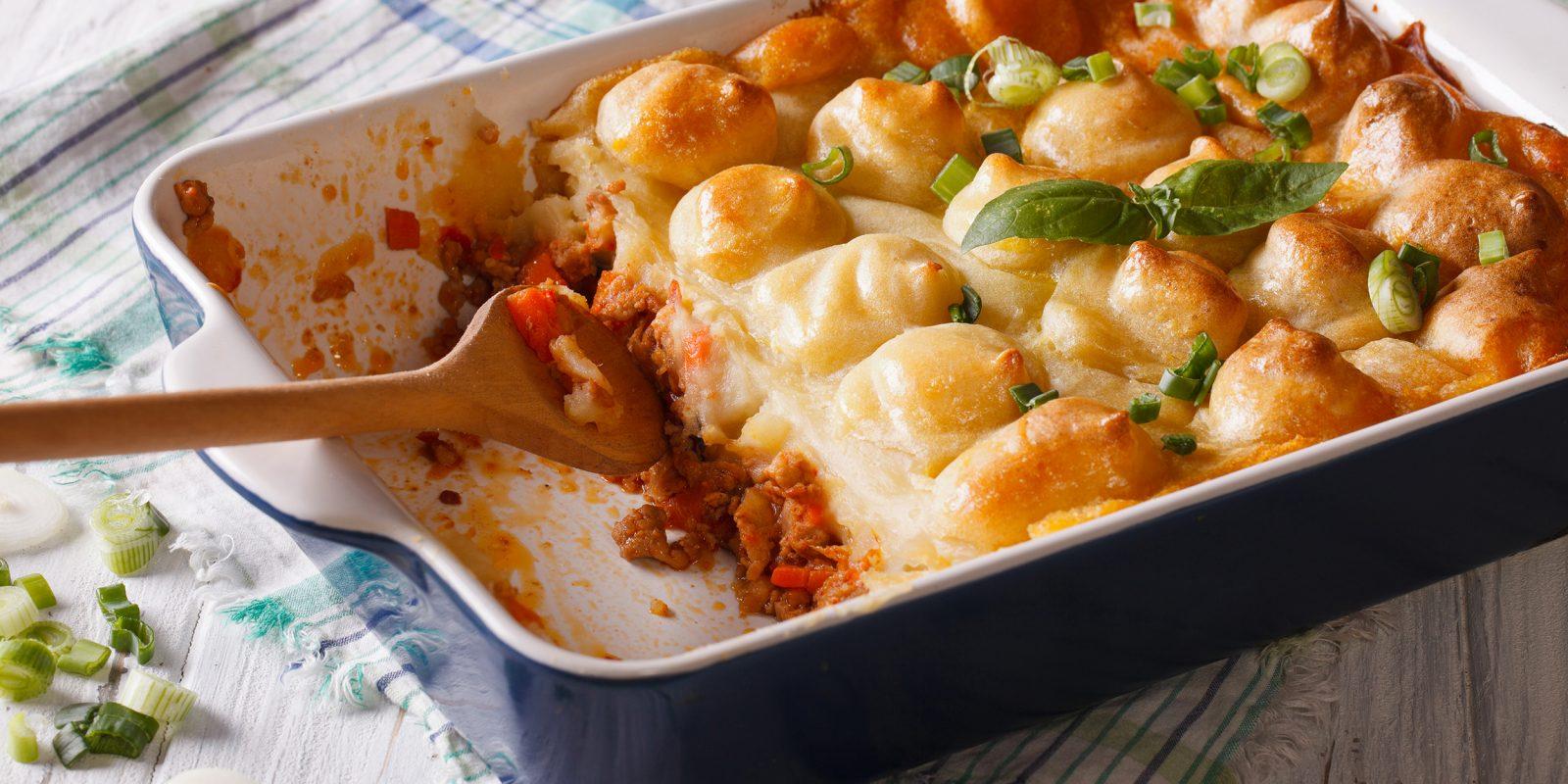 Простые блюдо из фарша рецепты простые и вкусные