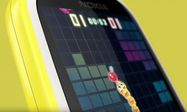 На MWC 2017 представили обновлённый Nokia 3310