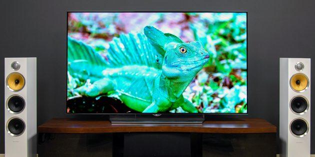 Подробнее о технологии OLED в телевизорах: Глубокий чёрный цвет, минимальное размытие и поддержка HDR