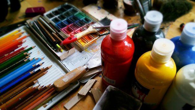 жизненный урок, хобби, рисование