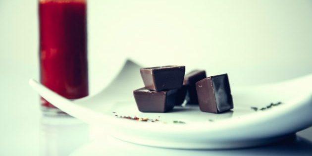 горький шоколад: инсульт