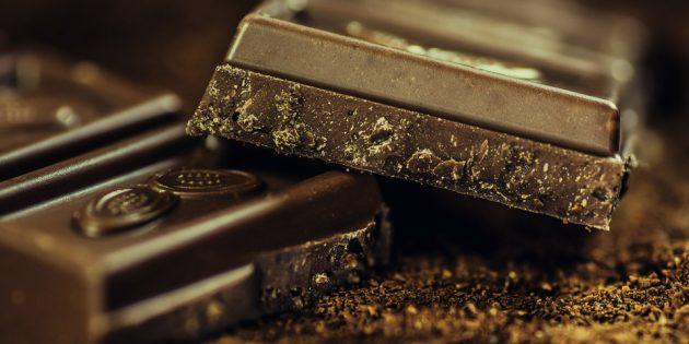 горький шоколад: давление