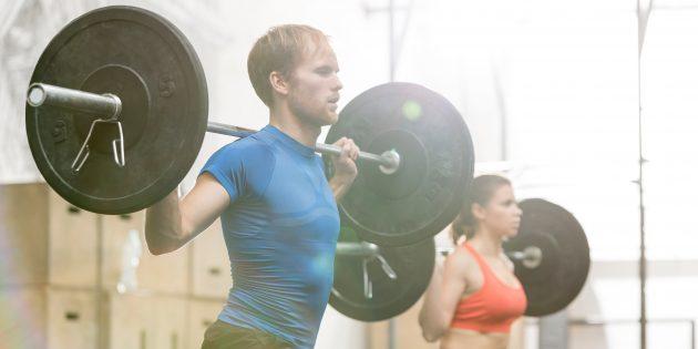 Как правильно дышать во время силовых упражнений