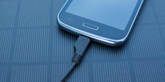 Battery Charge Limit —программа для ограничения уровня заряда батареи в Android