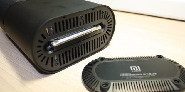Xiaomi R1D: жесткий диск