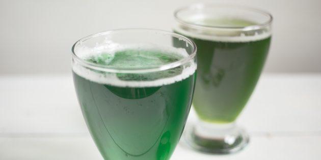Как сделать зелёное пиво ко Дню святого Патрика