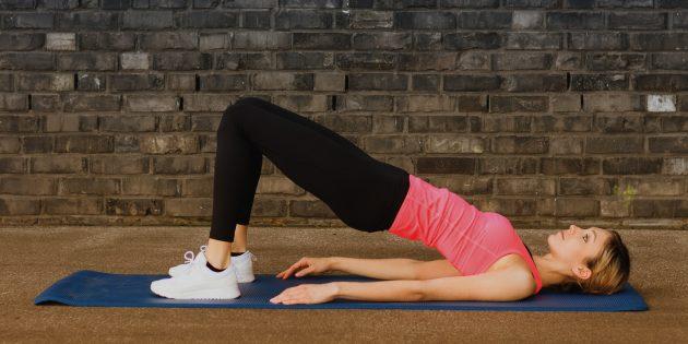 Как накачать спину: комплекс упражнений для женщин