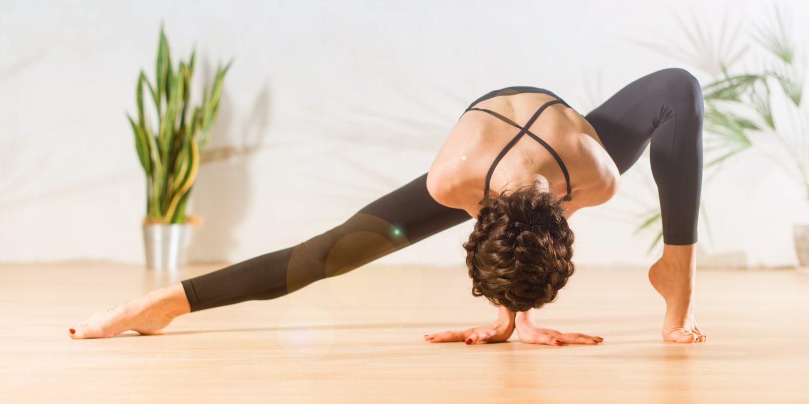 Бесплатное учение йоги для начинающих в приятной домашней обстановке 70