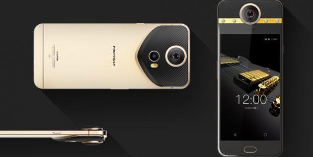 Смартфон ProTruly Darling первым получил 360-градусную камеру