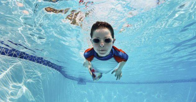 спортивные секции: плавание