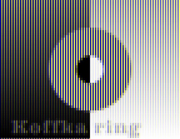 оптические иллюзии: кольцо