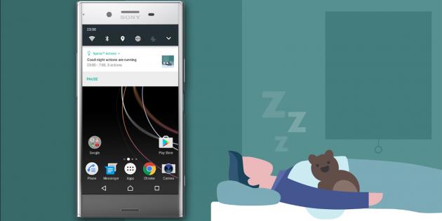Sony представила стильный 5,5-дюймовый смартфон Xperia L1