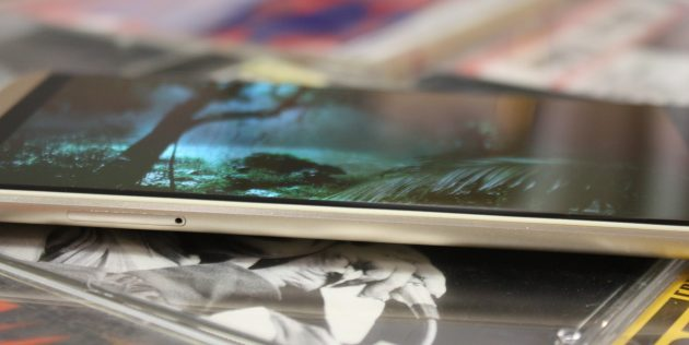 ZTE Axon 7: экран